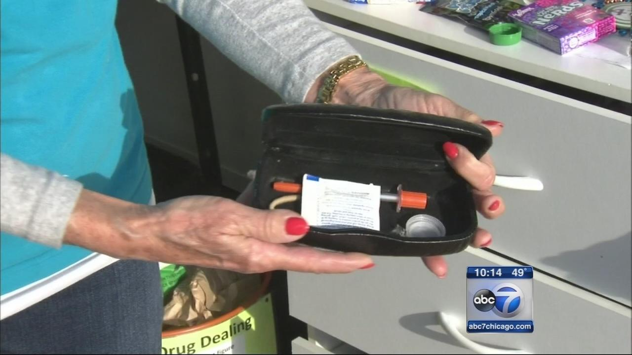 New tool helps parents spot signs of heroin use