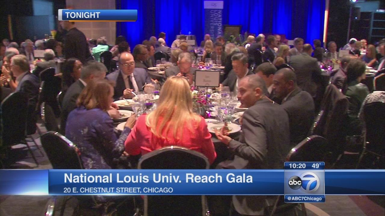 NLU hosts Reach Awards Gala