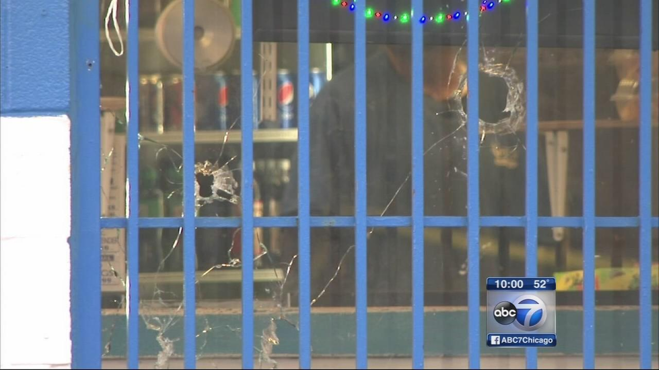 Boy, 12, shot and injured on Near West Side