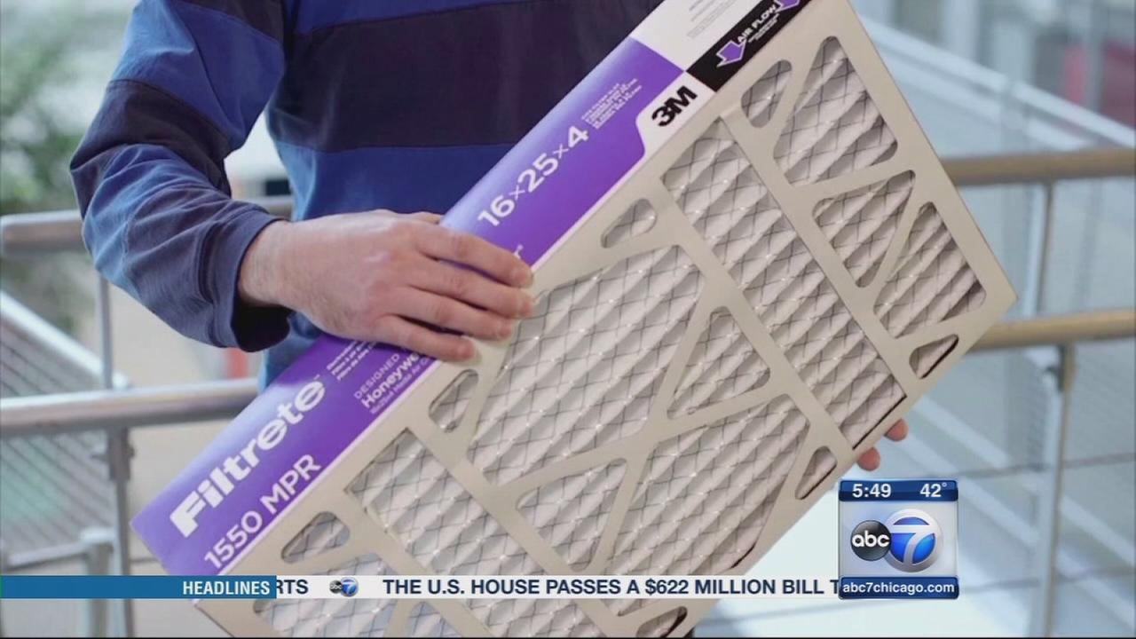 Consumer Reports: Allergy-proof your home