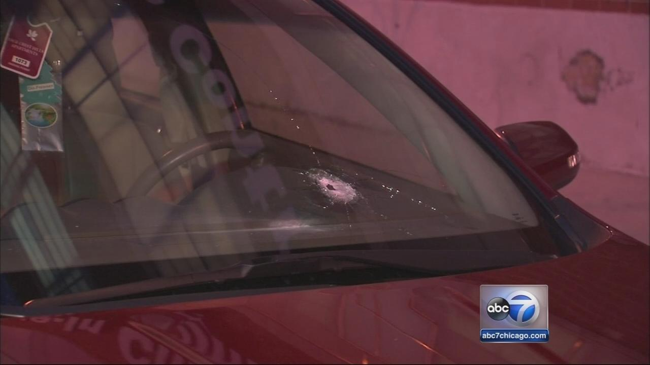 2 wounded in road rage shooting