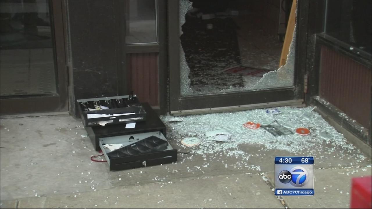 Lincoln Park businesses broken into overnight