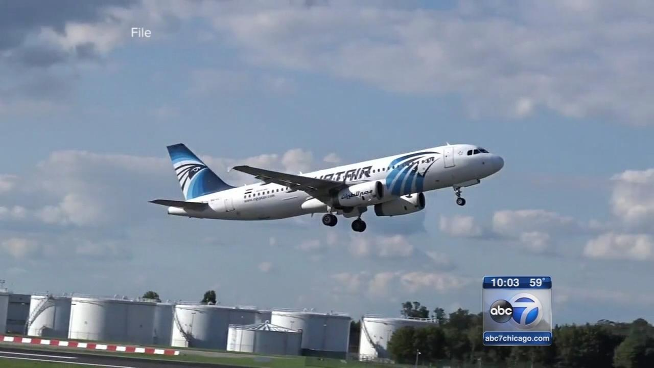 Terrorism suspected in EgyptAir plane crash