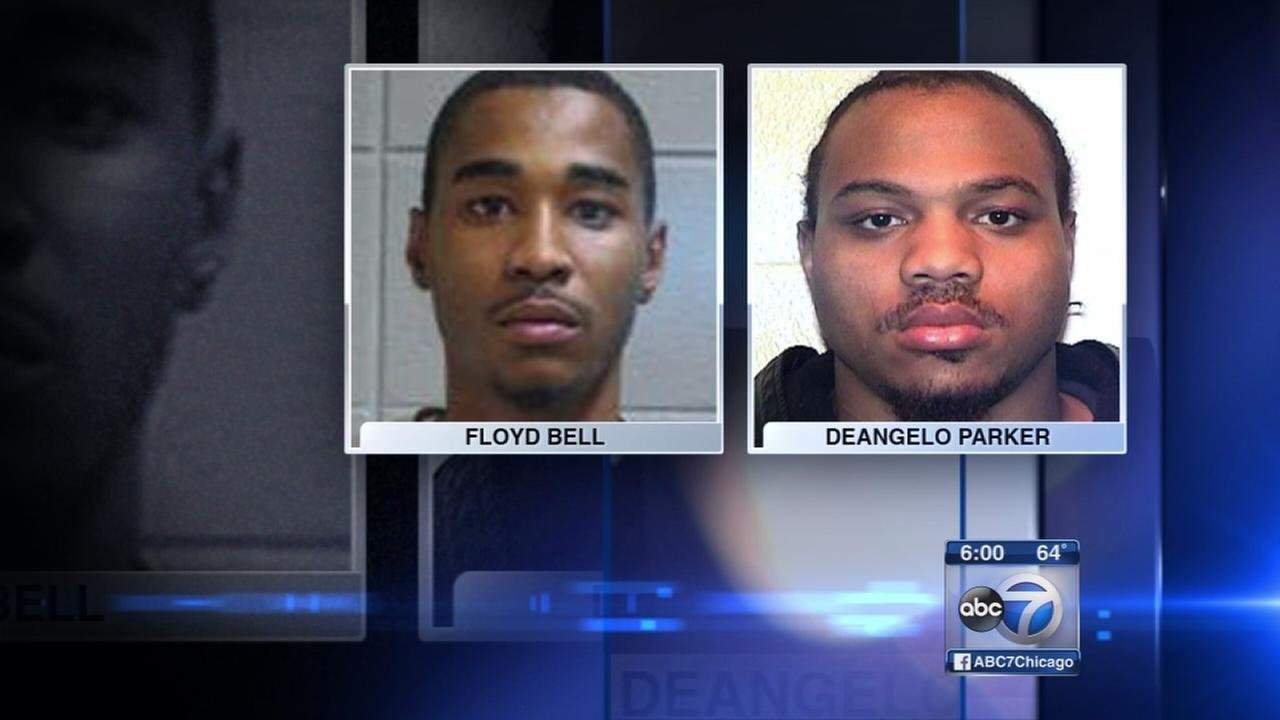 2 charged in deadly South Holland armed robbery