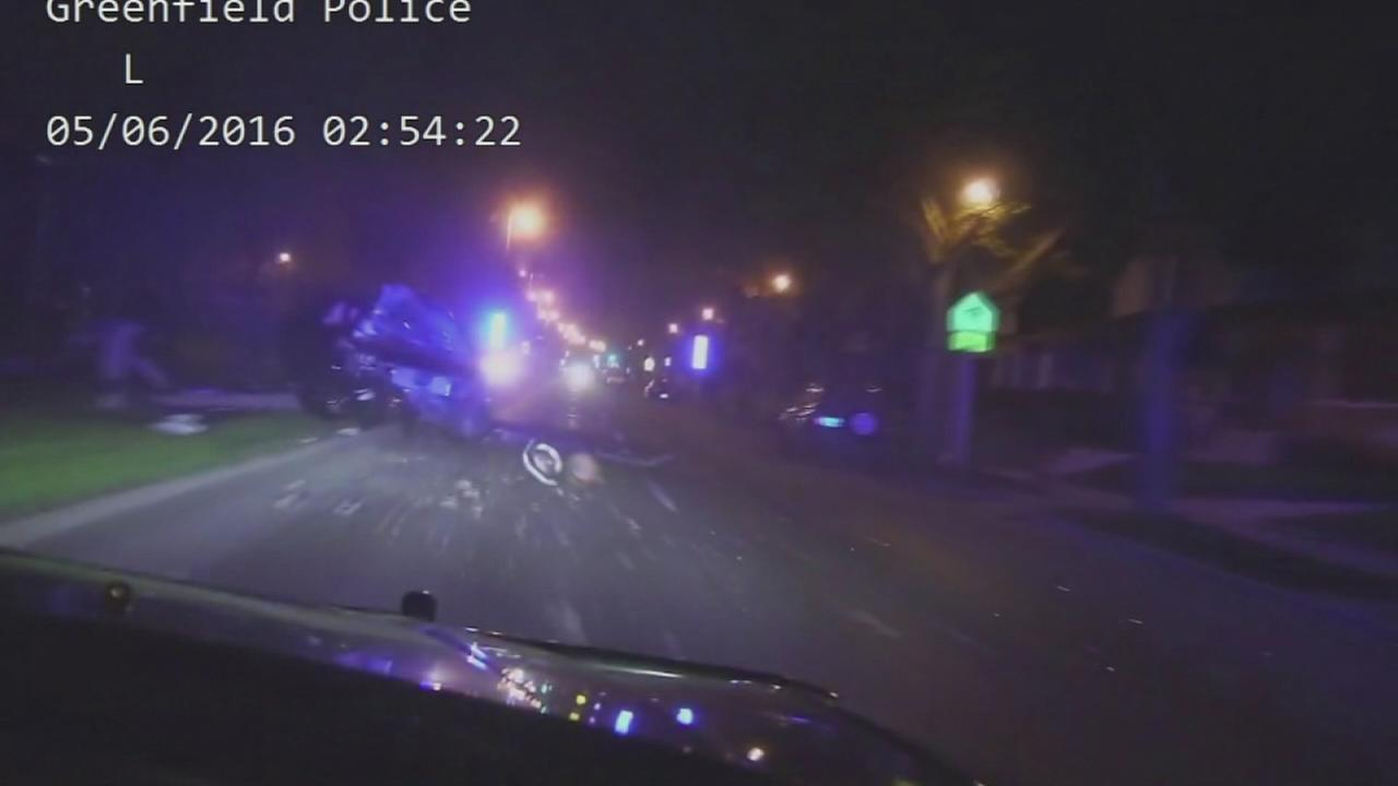Four teens arrested after high speed chase