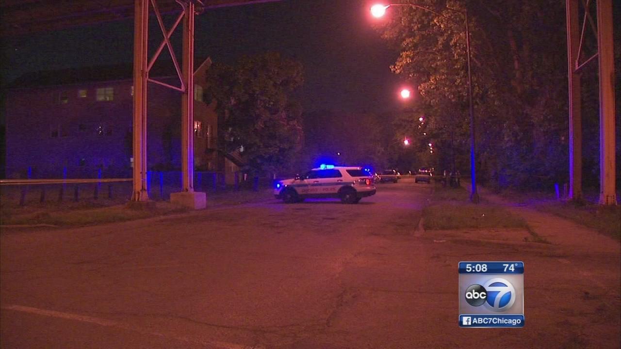 Violent weekend in Chicago