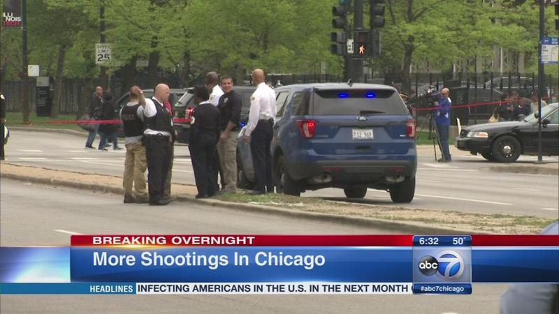 4 KILLED, 29 SHOT IN CHICAGO SINCE FRIDAY