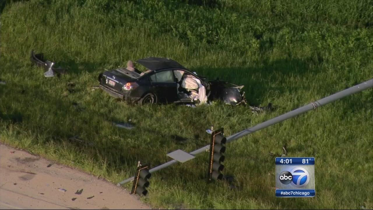 3 killed in Kankakee crash