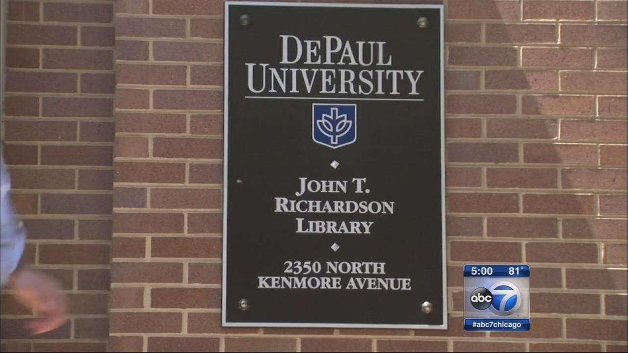 2 DePaul students robbed at gunpoint