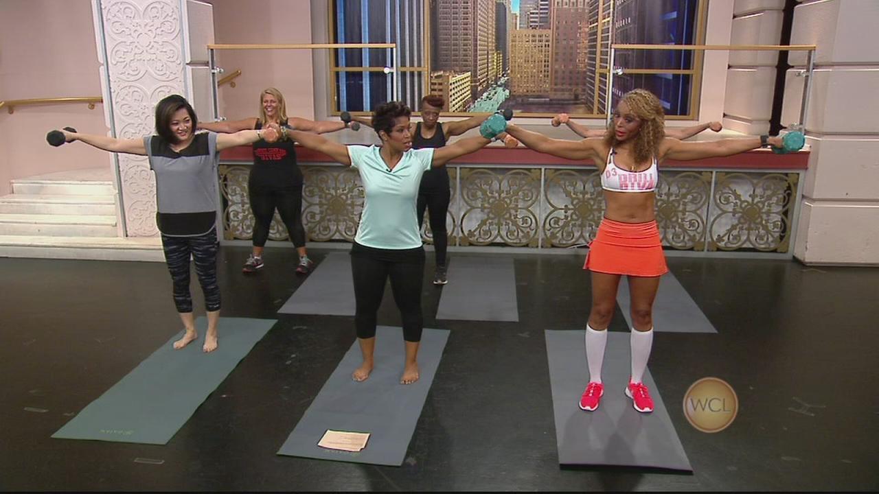 Lift like a girl: Strength training for women