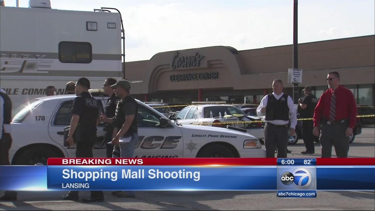 Strip mall shooting