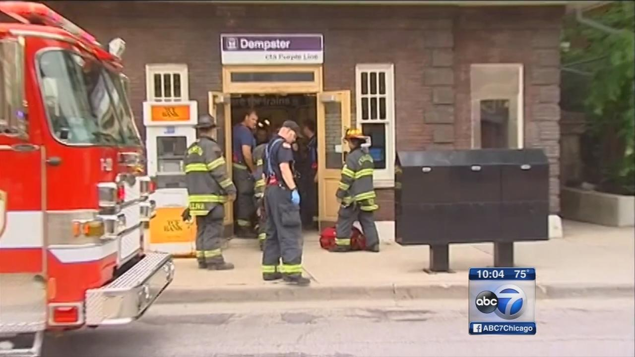 Boy, 8, hit by CTA train in Evanston