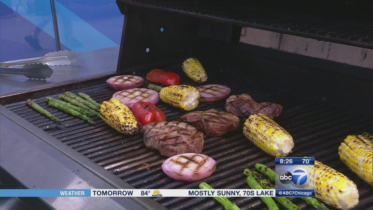Memorial Day Weekend grilling tips