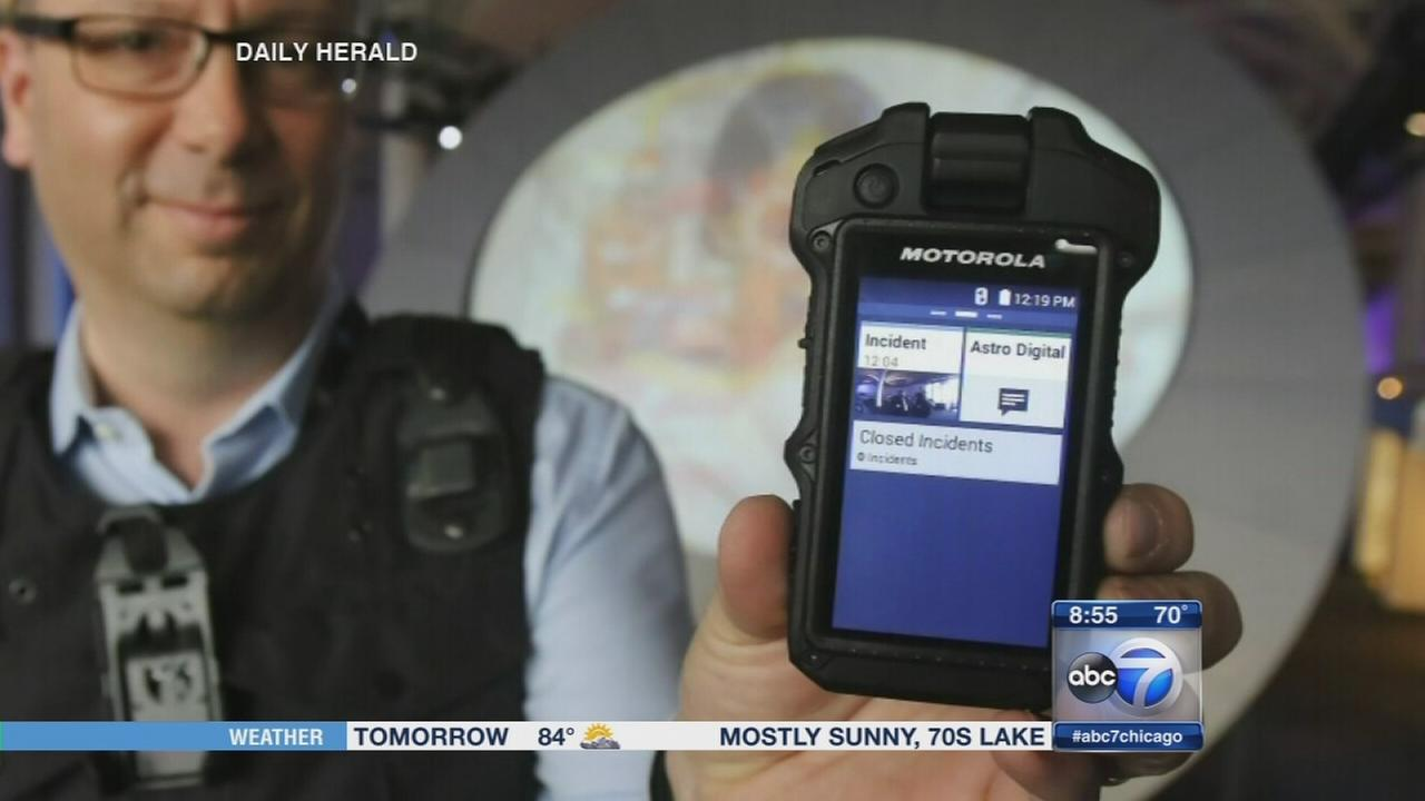 Daily Herald: Police body cams