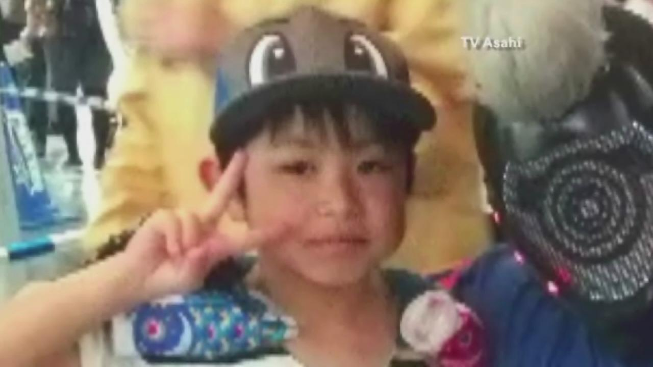 Boy missing after parents leave him in forest as punishment