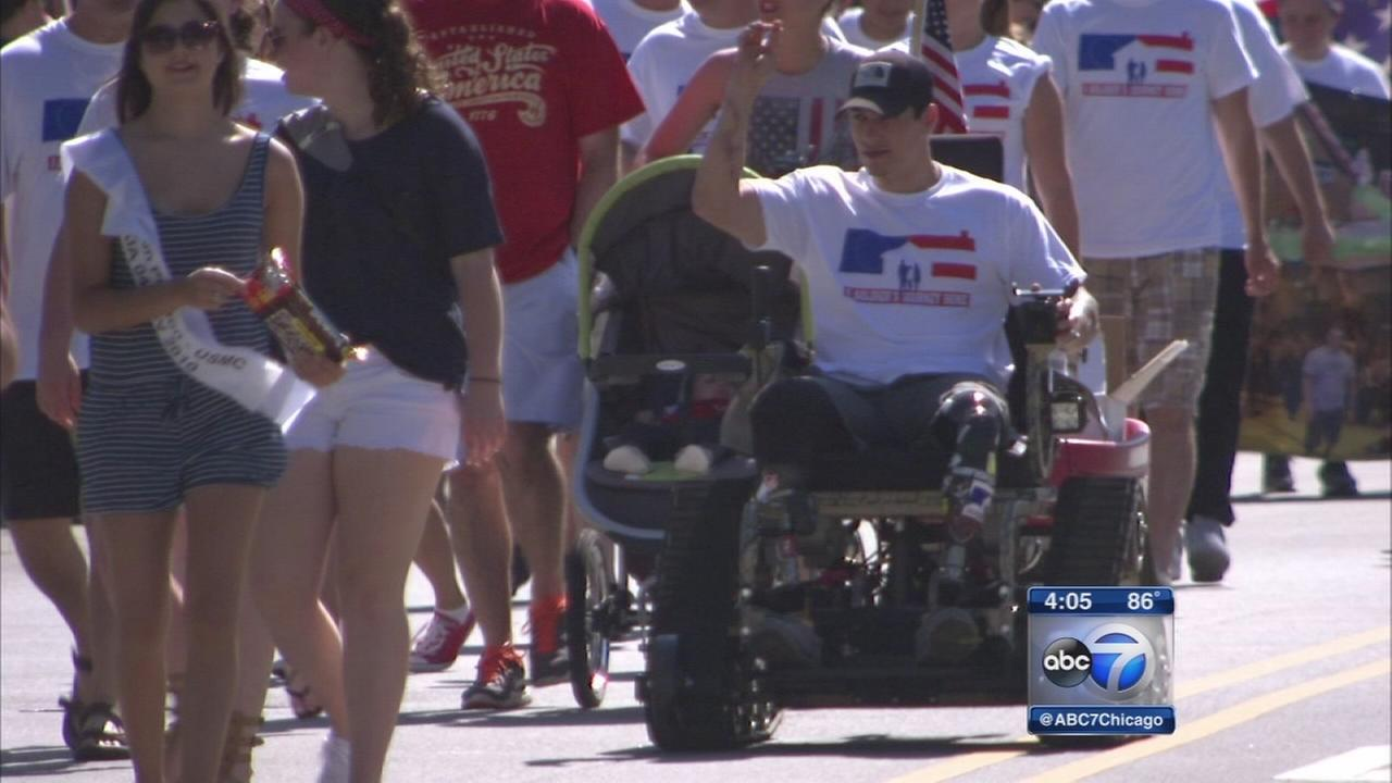 Memorial Day events honor fallen heroes, veterans
