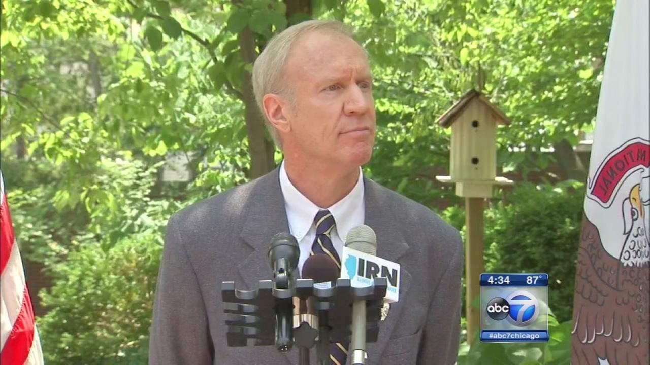 Rauner, lawmakers remain deadlocked on budget