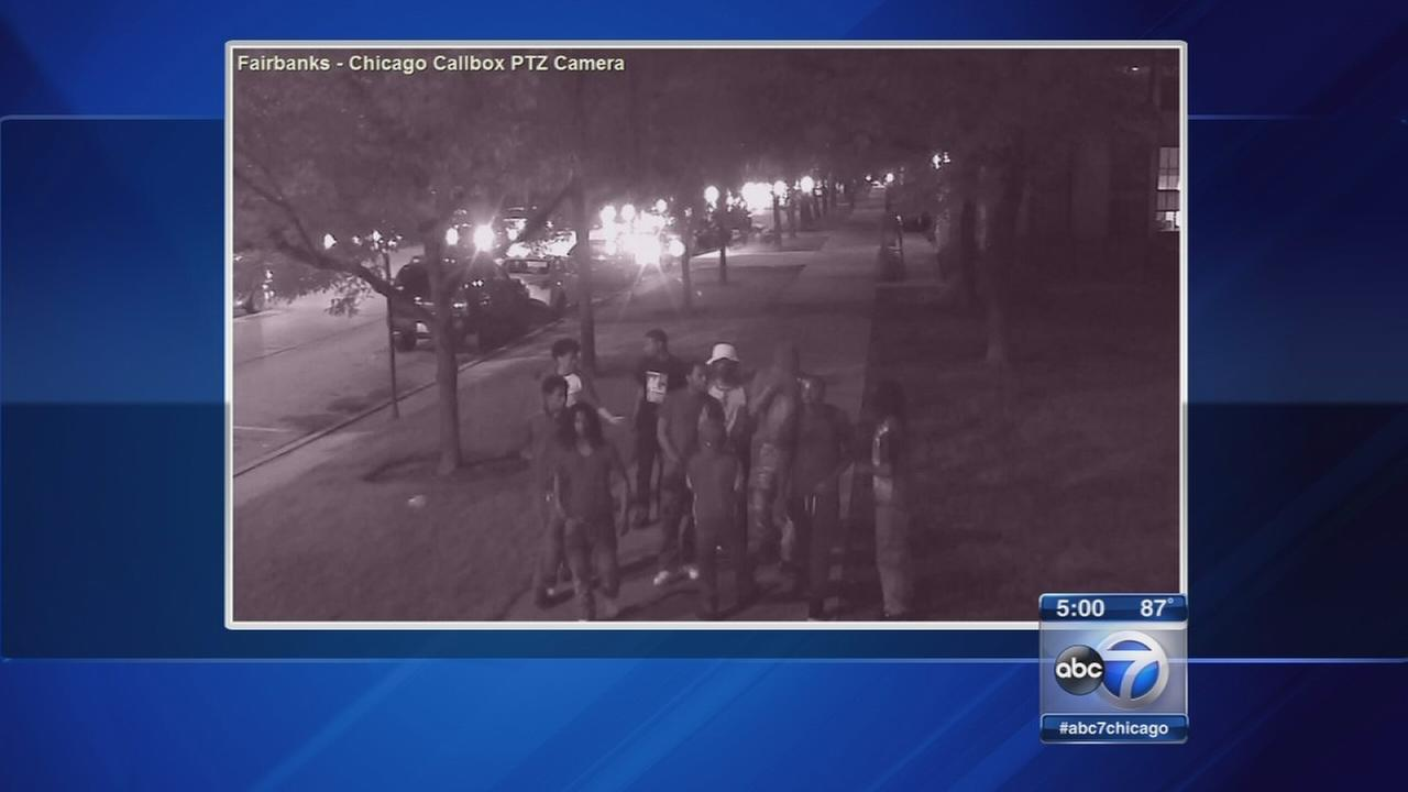 Police: Video shows alleged robbers