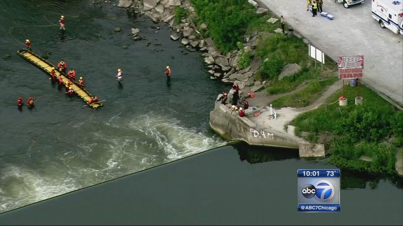 2 children fell into the water in Wilmington