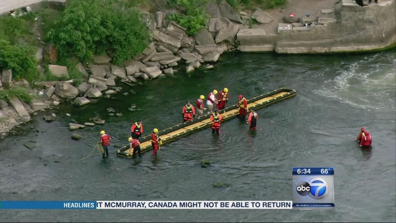 Crews to search for boys body after sister drowns in Kankakee River