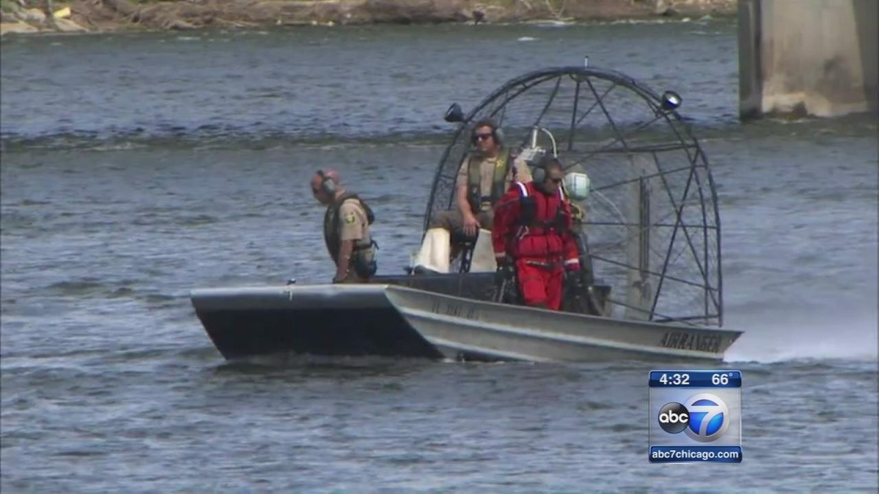 Search continues for boy in Kankakee River