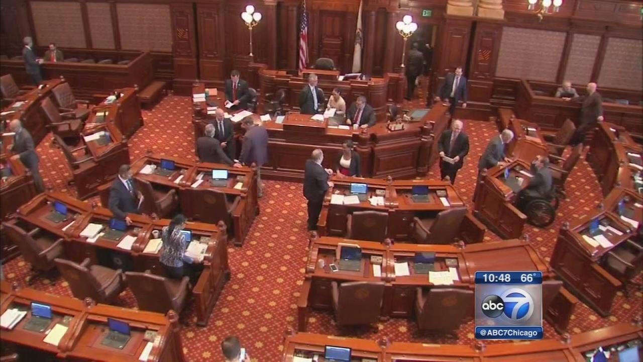 Illinois Senate rejects House budget plan