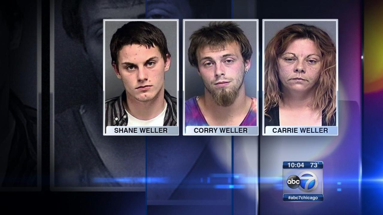 Police: Mother and sons beat up black teen while yelling slurs