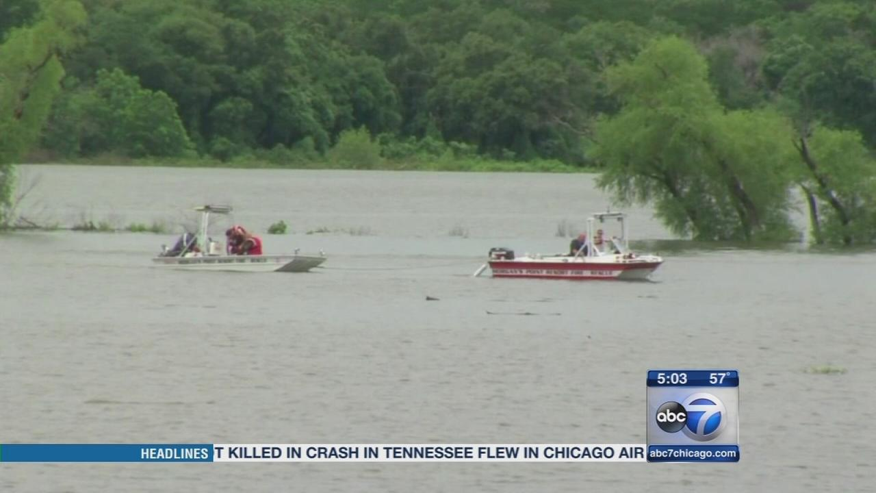 Crews search for 4 missing in Texas from flooded Army truck