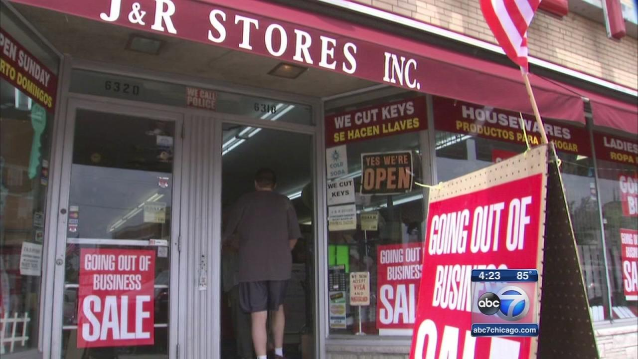 Last Chicagoland dime store closing