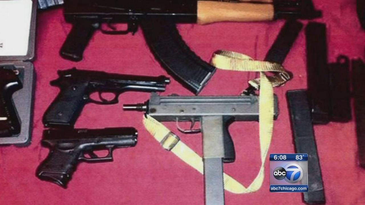 I-Team: Gunrunning suspect surrenders to feds
