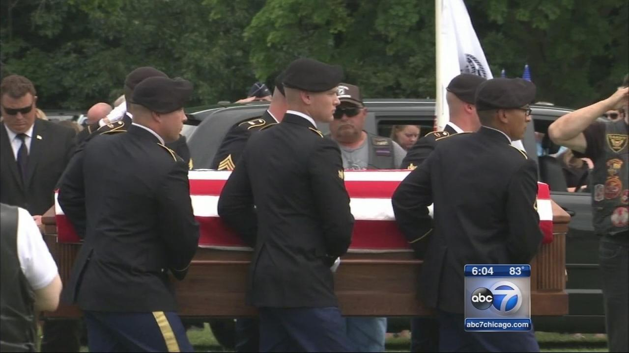 Fallen Mokena soldier laid to rest
