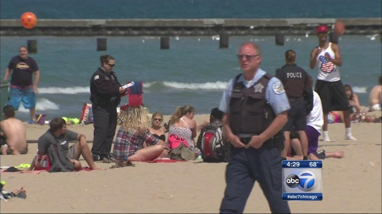 CPD announces beach patrols