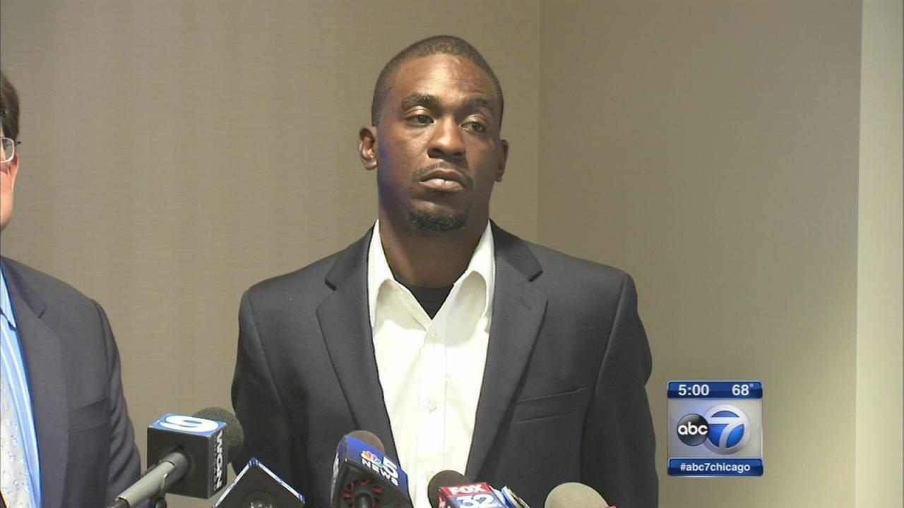 Man announces CPD lawsuit, then arrested for murder