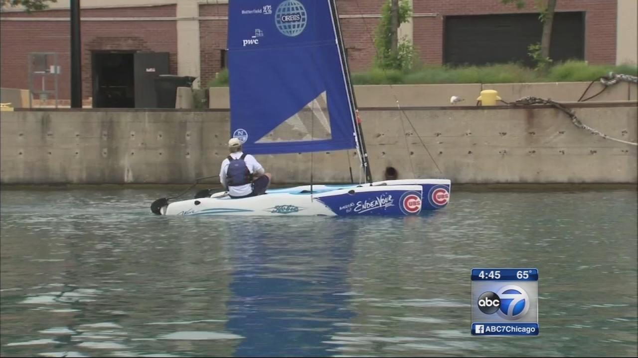 America?s Cup preliminary races come to Chicago