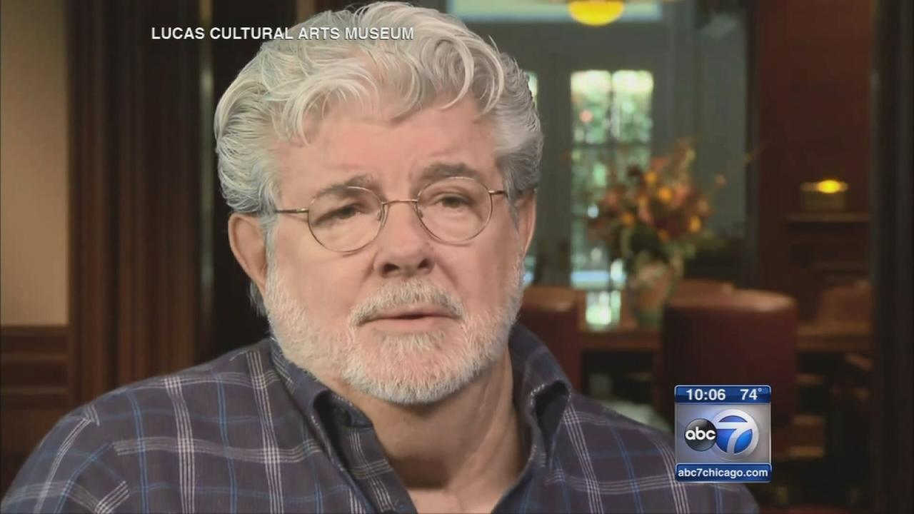 Chicago gets George Lucas museum