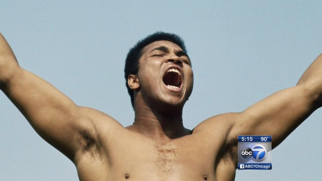 Muhammad Ali remembered in Louisville, Chicago