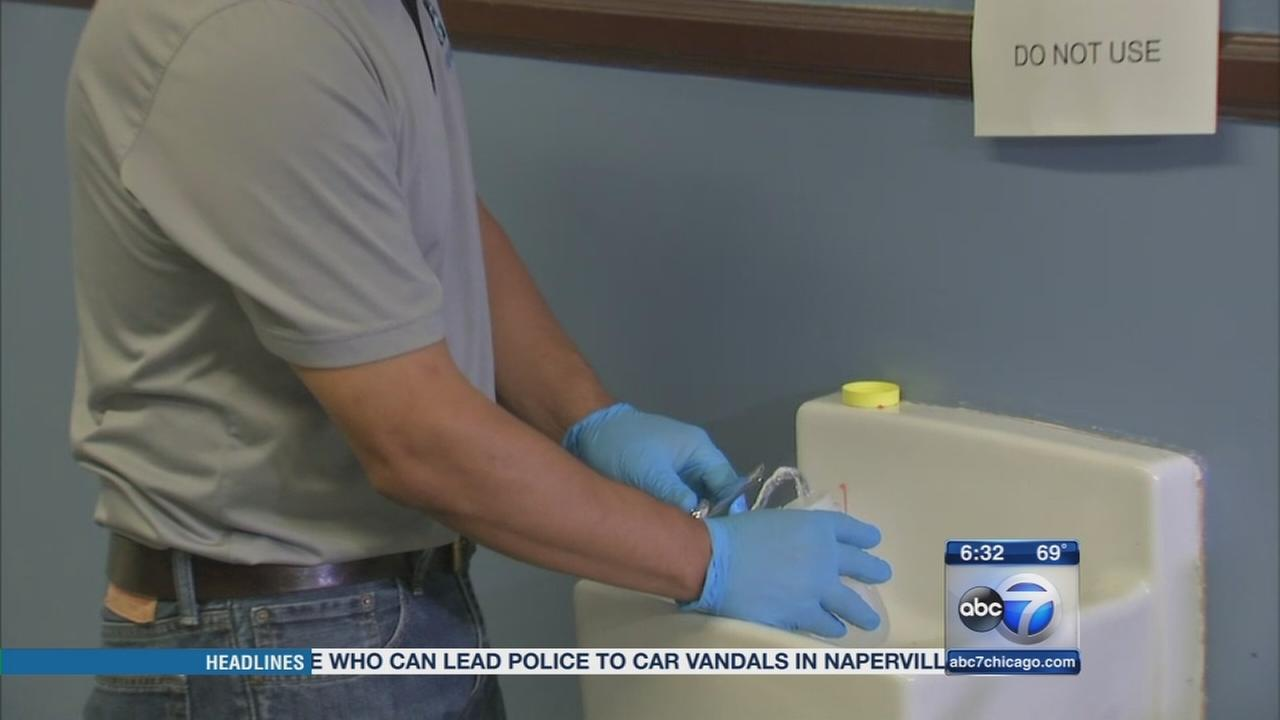 Lead testing continues on CPS water