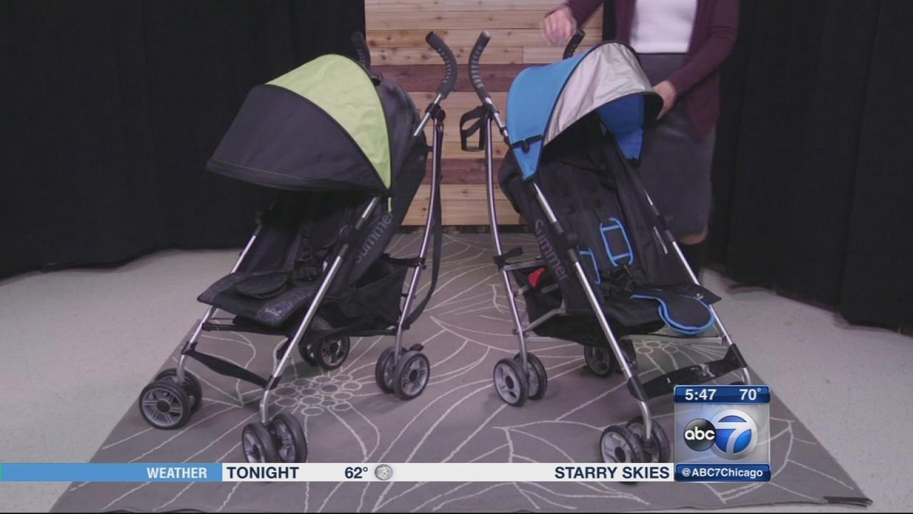 Consumer Reports: Best strollers