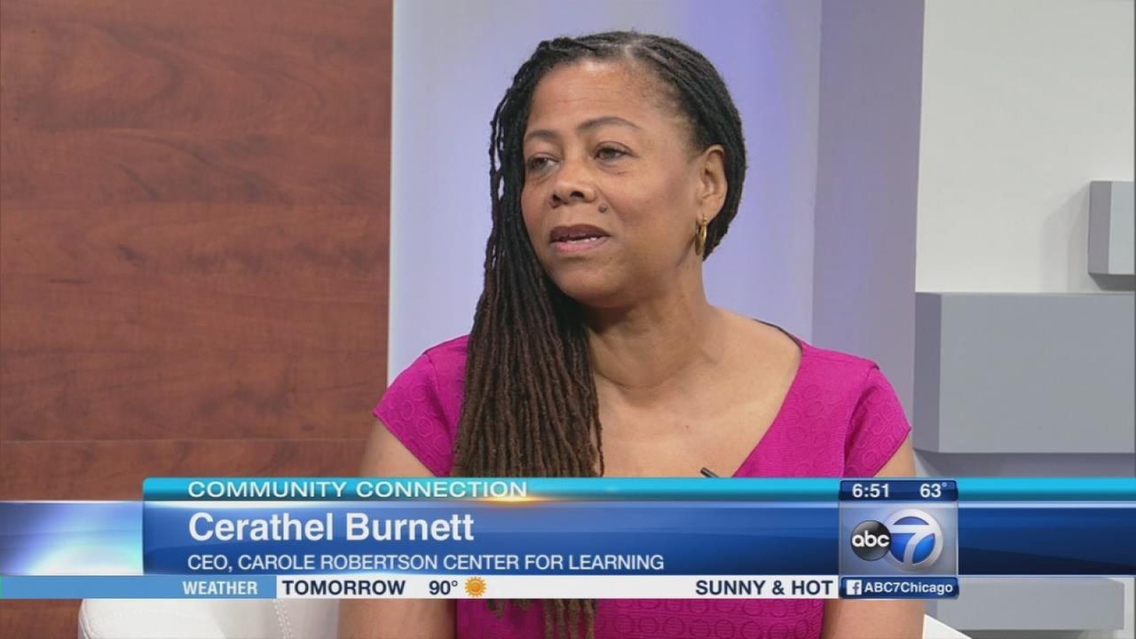 Carole Robertson Center for Learning celebrates milestone