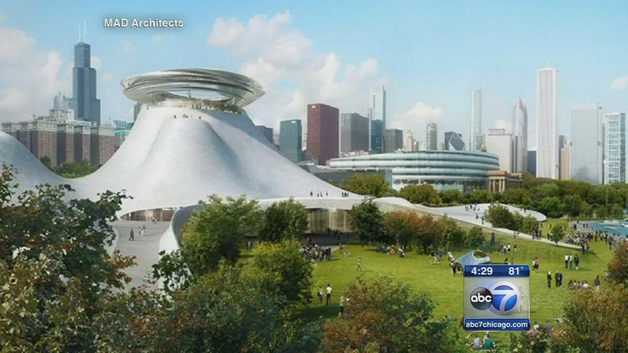 Chicago loses out on Lucas Museum