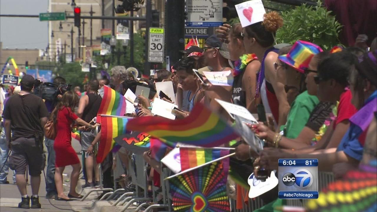 Preparations underway for annual Chicago Pride Parade