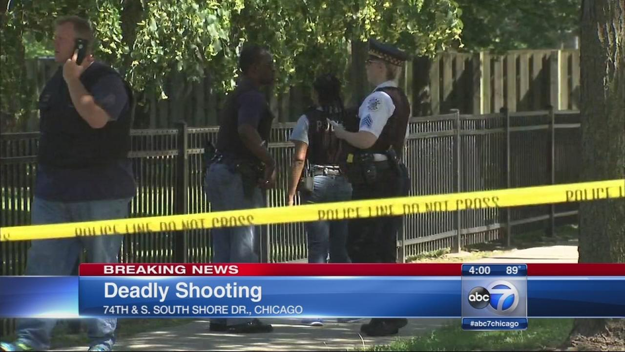 1 killed, 1 injured in South Shore shooting