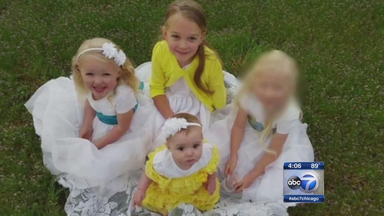 Parents, 3 children killed in train crash