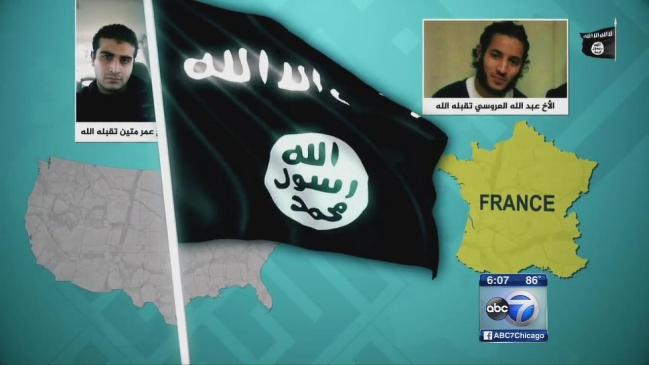 New terrorist recruiting video released