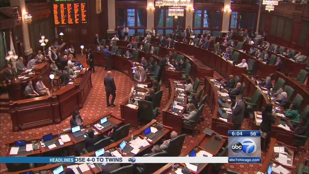 GOP, Democrats say progress made in Illinois budget talks
