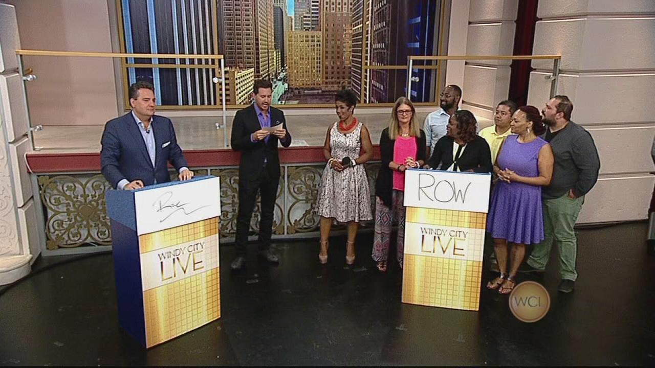 Roe vs Row game