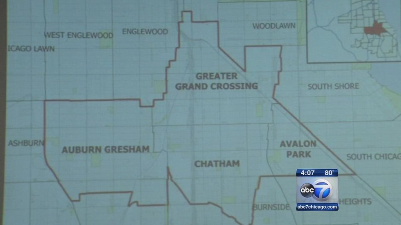 City leaders release plan to revitalize Chatham neighborhood