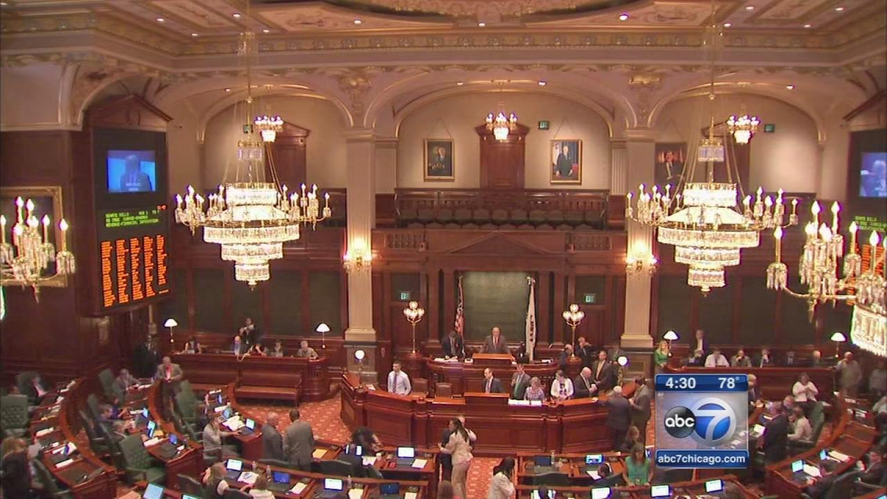 IL General Assembly passes stopgap budget
