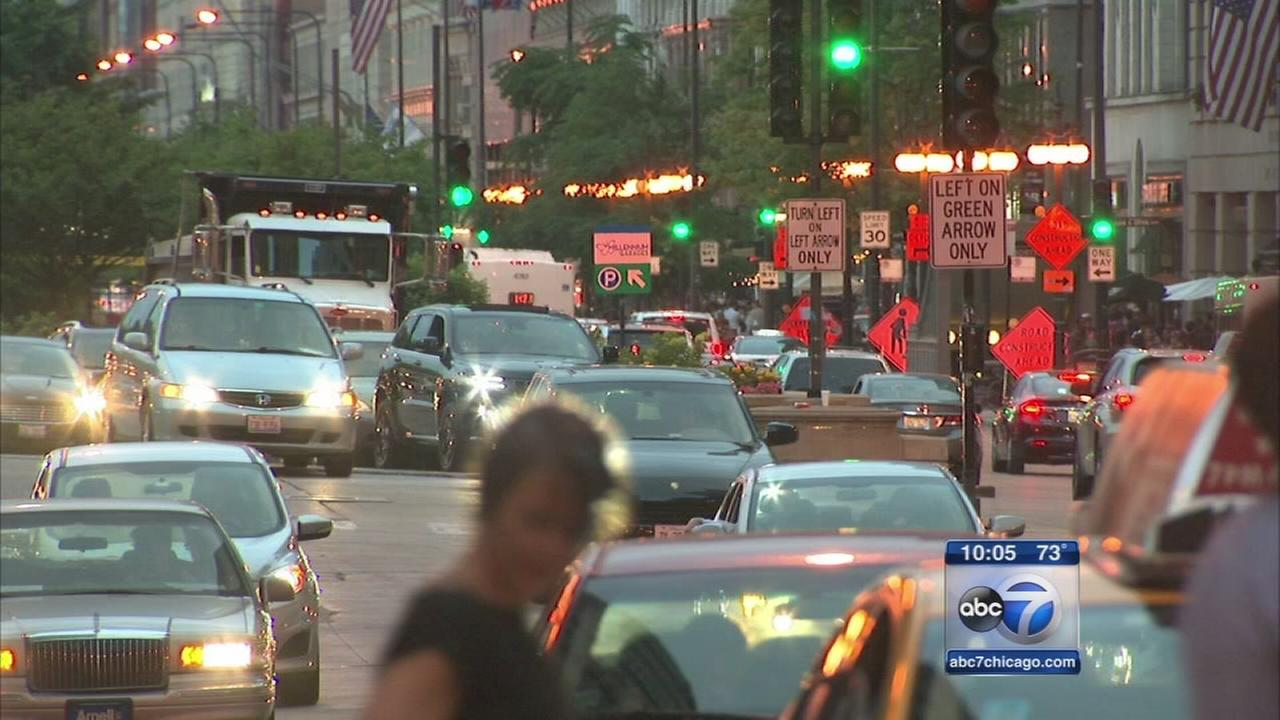 Two more robberies reported near Millennium Park