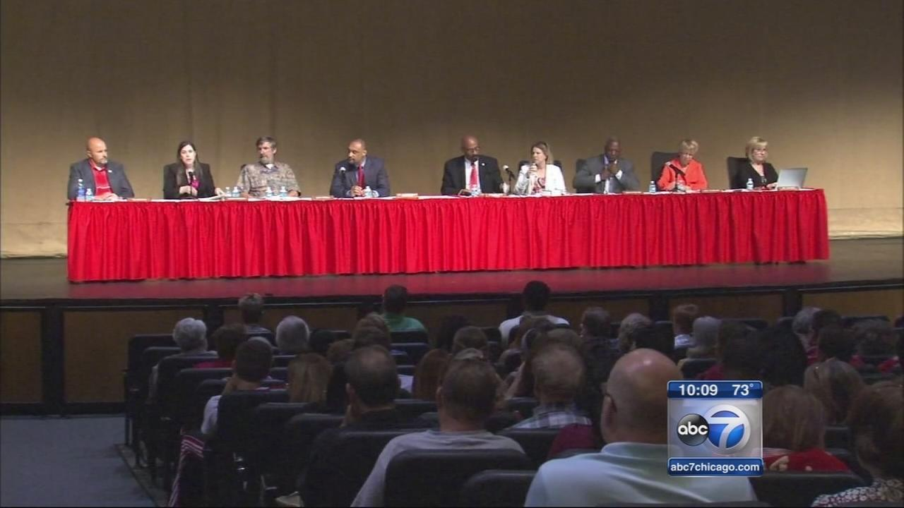 Parents demand answers for firing of Homewood-Flossmoor principal